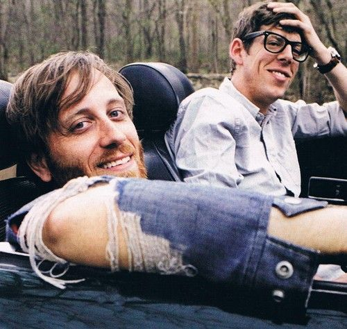 these boys put on an awesome show- The Black keys