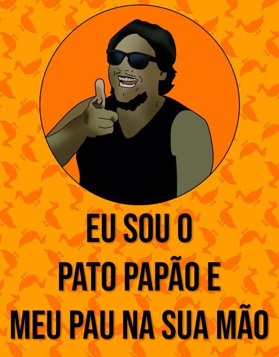 Pato papão meme by matheus rudo