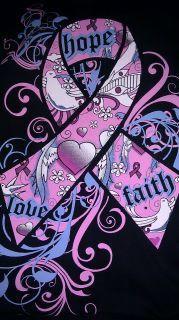 new pink ribbon, I have this shirt! Love it!#