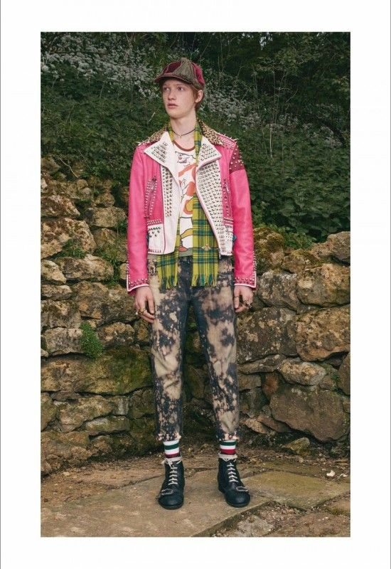 Gucci Mens Cruise 2017 - the Fashion Spot