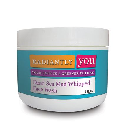 Dead Sea Mud Whipped Face Wash. ~ This has become my favorite face wash of all time. Soft, creamy and effective! Pore reducing, toxin cleansing and abundantly moisturizing, this face wash provides dramatic results.   Ingredients: Expeller-Pressed Coconut Oil*, Sustainably Harvested Palm Oil*, Olive Oil (Pomace), Rice Bran Oil, Aqua, Sodium Hydroxide, Dead Sea Mud, Tea Tree Essential Oil, Tocopheryl (Vitamin E) www.radiantlyyou.com/mellisasays