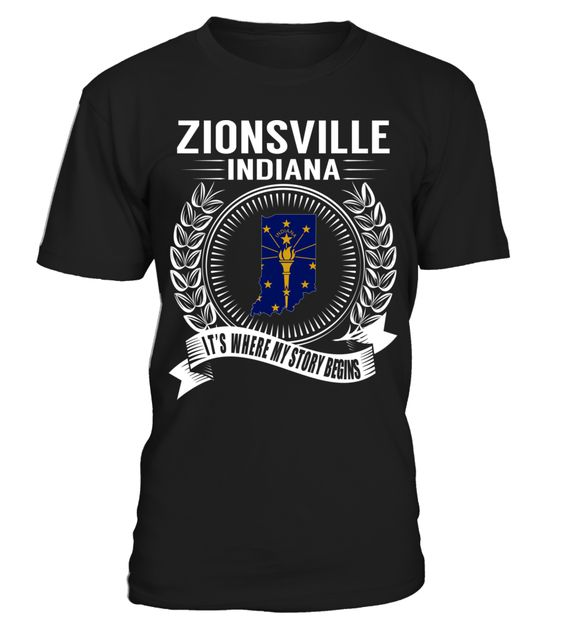 Zionsville, Indiana - My Story Begins