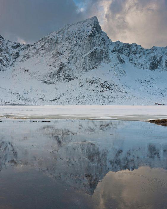 ✮ Lofoten Islands in winter - Norway