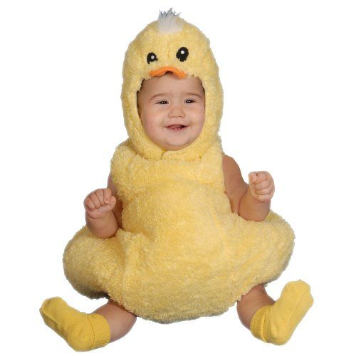 Dress Up America Cute Little Baby Duck, Yellow, 6-12 Months Dress Up America http://www.amazon.com/dp/B0041566IA/ref=cm_sw_r_pi_dp_dyS7tb1XCCCK3