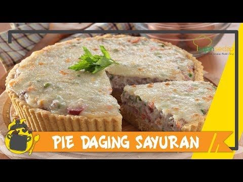 Resep Masakan Natal Resep Pie Daging Sayuran Mantap Youtube Food Pie Breakfast