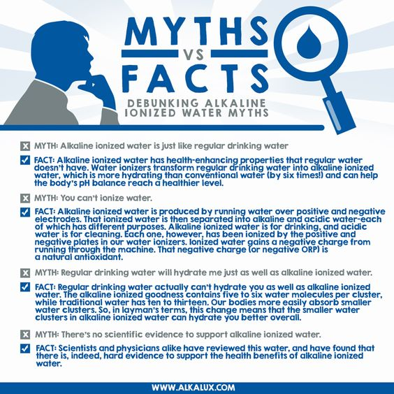 Ph Diet Myth Debunked Myths
