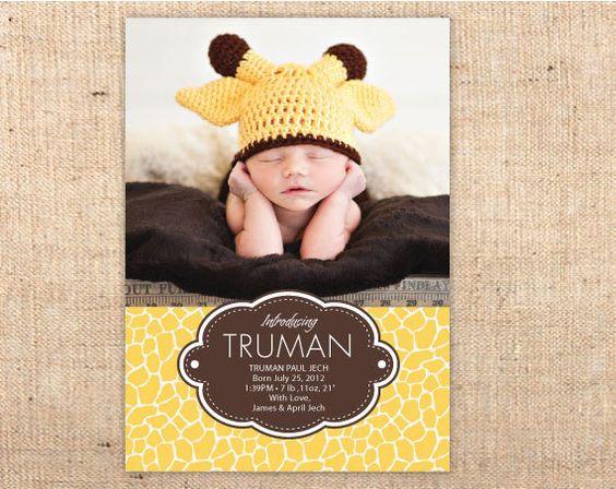 Giraffe Print Yellow and Brown modern customizable by ianandlola, $16.00