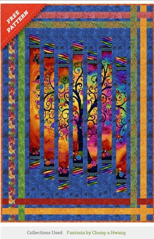 quilting101 | Panel quilts, Quilt patterns, Art quilts