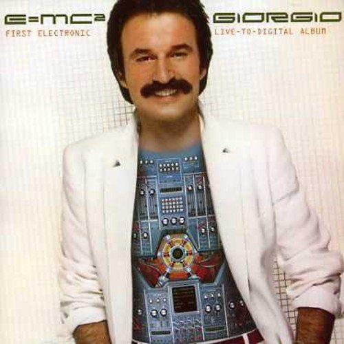 E Mc 2 Giorgio Moroder Mc Giorgio Moroder Cantanti Moog Foto
