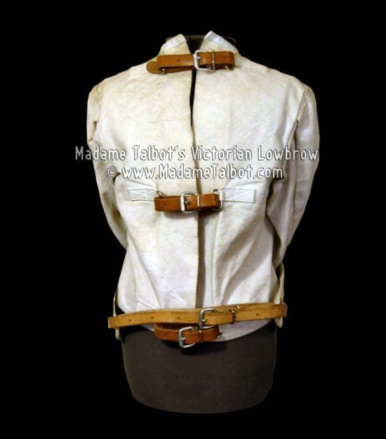 Antique Straight Jacket, circa 1900