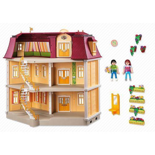 Parfait Maison De Ville Playmobil 10 Pas Cher And La revue