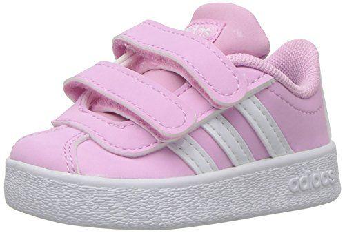 | adidas Kids' VL Court 2.0 Sneaker, | Sneakers