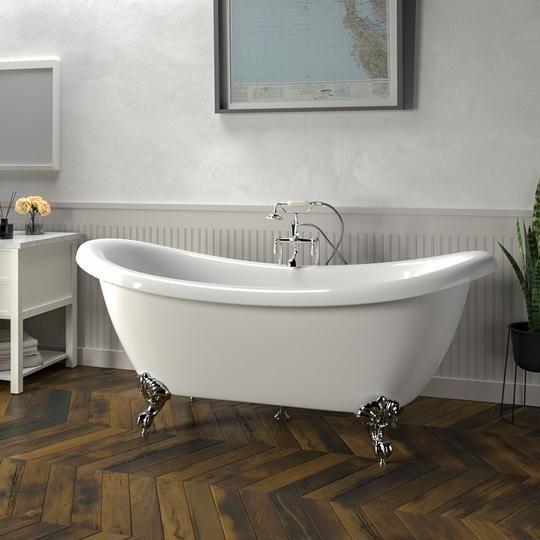 Pin On Clawfoot Bathtubs