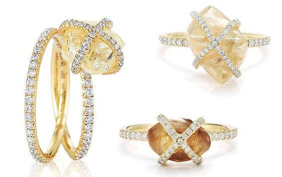 9 Rock Solid Engagement Rings | OneWed
