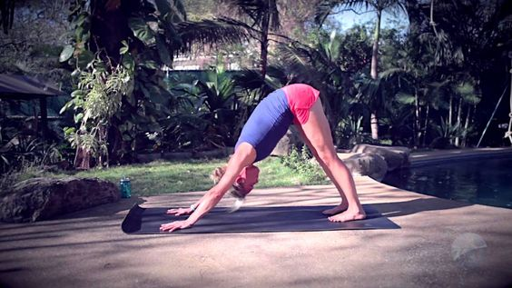 """Five Parks Yoga - A short """"let's get back to it"""" class from Costa Rica"""