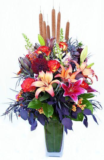 Deep Roots Floral Design Galleriey Fall Festivals