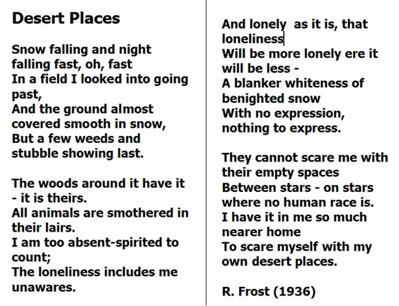 What would be a good argument to use when writing paper on nature in Robert Frost's poems?