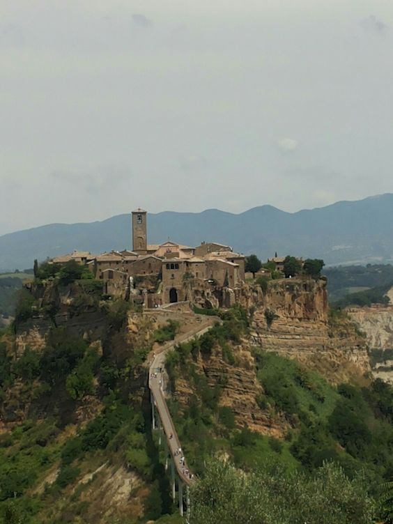 Bagnoregio Italy