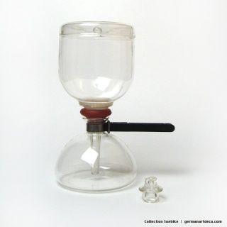 Sintrax Vacuum Pot Design|GerhardMarcks Designed|1930/31 Production|1931 - 1939 Manufacturer|Schott & Gen