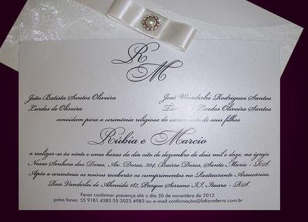 convite 2013