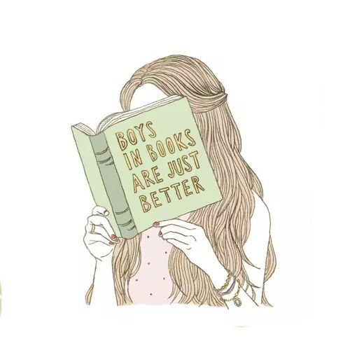 maybe because in books you get an inside view of the characters most intimate thoughts you get to feel what they feel and think as they think