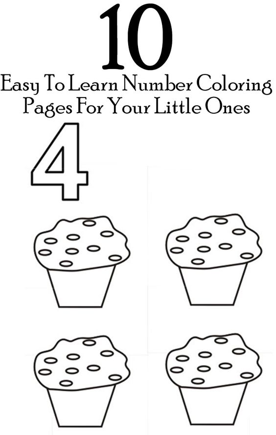 Pinterest the world s catalog of ideas for Count by number coloring pages