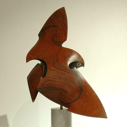 Karearea • New Zealand Falcon by Rex Homan: