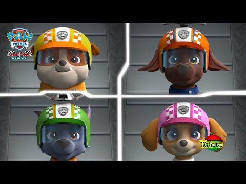 Treehouse Canada To Premiere Paw Patrol Ready Race Rescue On Friday August 7 2020 In 2020 Paw Patrol Paw Rescue
