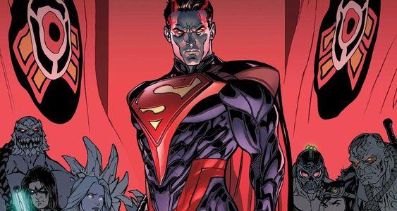 Evil Superheros