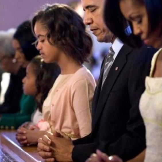 President Obama & The First Family...
