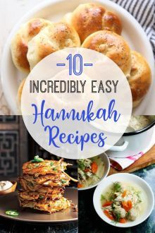 10 Easy Hannukah Recipes That Are Nothing But Basic - Society19