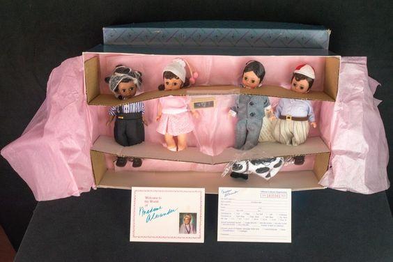 "Madame Alexander 8"" LITTLE RASCALS doll set #79631, RARE, NEAR MIB #MadameAlexander #DollswithClothingAccessories"