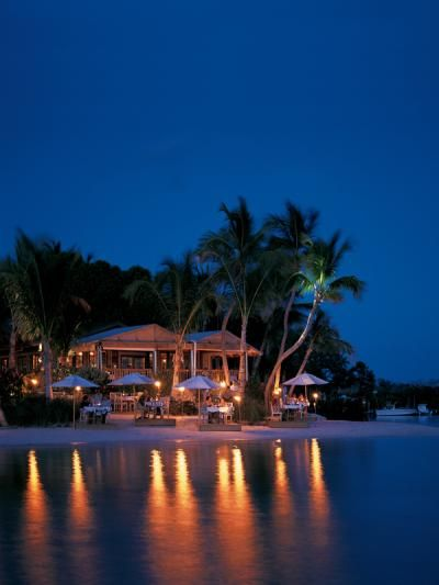 Most Romantic Beach Resorts: Little Palm Island Resort & Spa - Florida Keys