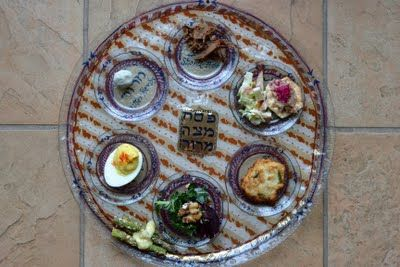 This ain't your momma's Seder Plate: Food Blogger Challenge! #passover