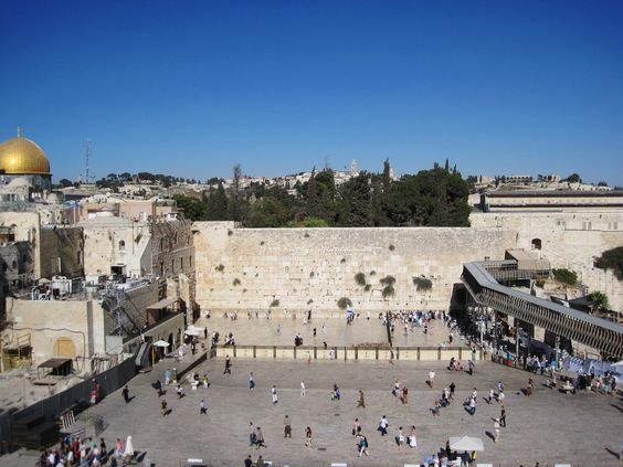 Western Wall. Jerusalem <3