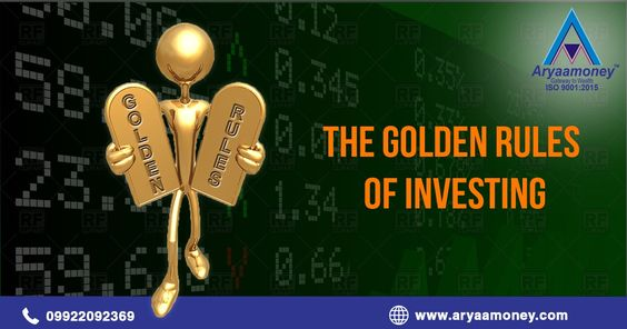 Golden Rule of Investing