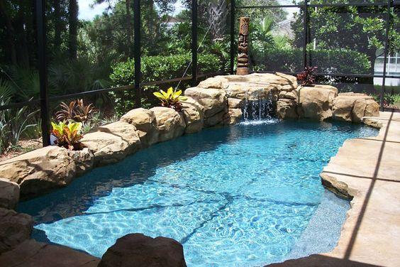 Feng Shui Backyard Pool : Backyard #Backyards #Pools #Pool