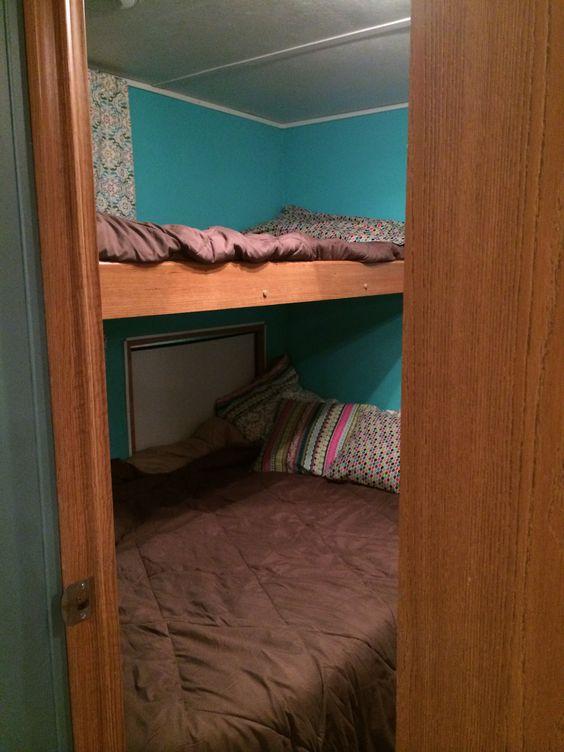 bunk-room after