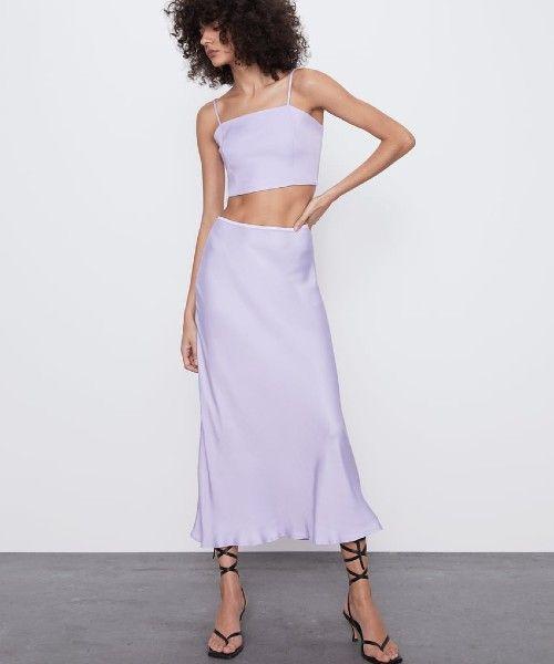 ٥ تنانير يجب أن تتواجد في خزانتك بصيف 2020 وهذه أماكن بيعها Fashion Two Piece Skirt Set Skirt Set