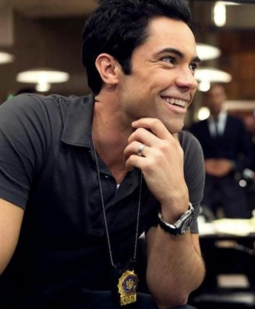 Nick Amaro (danny pino) ♥ Apparently I have a thing for fake cops too.