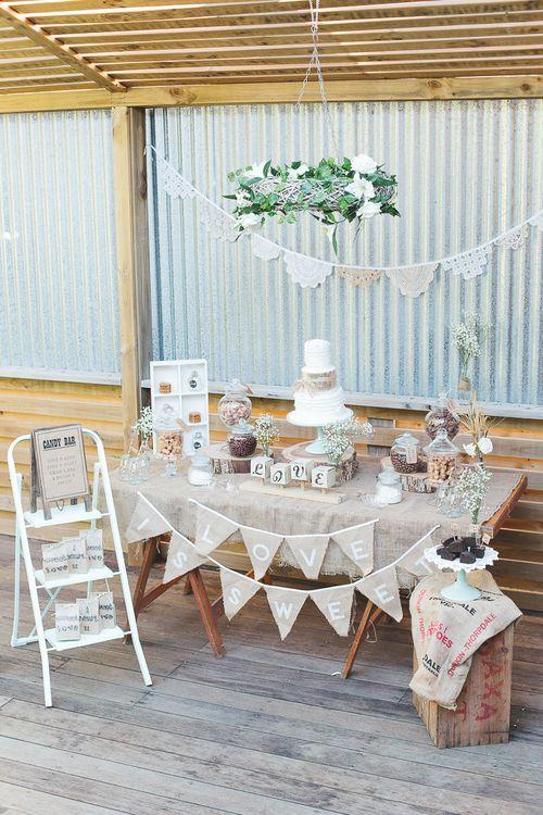 Rustic lolly buffet table www.facebook.com/sweettreatsbymickey Sunshine Coast Photographer Roy Byrne-1-2.jpg