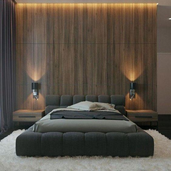45 Best Bedroom Lights Create A Romantic Atmosphere Pandriva Modern Bedroom Design Bedroom Bed Design Modern Bedroom