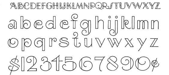 Beautiful font A-Z   Fonts & Styles   Pinterest ...