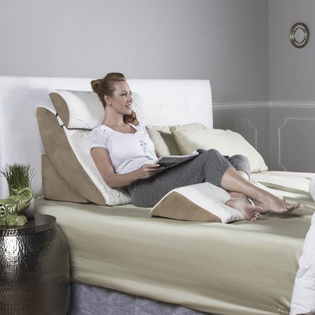 Home Bed Wedge Support Pillows Bed