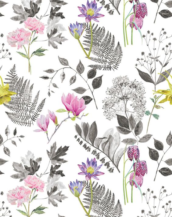 Gremio de dise adores telas and dibujos de flores on - Designers guild telas ...