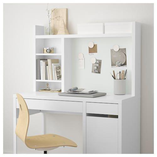 Ikea Micke Anbauelement Hoch Stilvolles Schlafzimmer Schlafzimmermobel Ideen Schlafzimmer Design