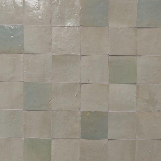 Marokkaanse Wandtegels Keuken : Zelliges, Marokkaanse wandtegels van Designtegels.nl