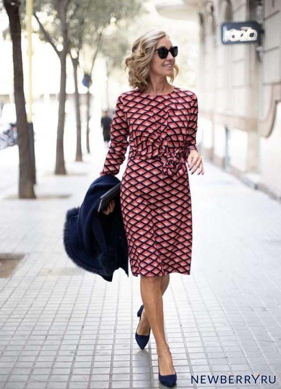 Мода 2019 для женщин за 50: как одеваться и выглядеть стильно
