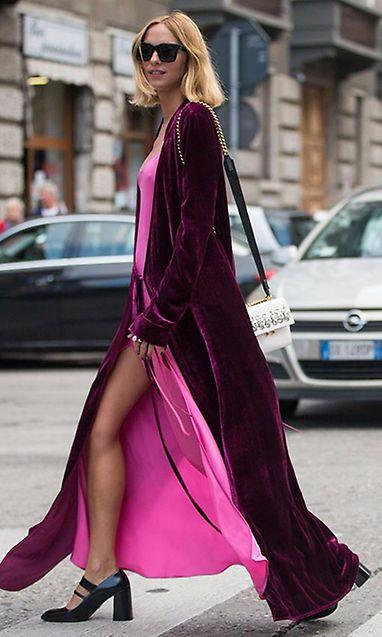'Mamma mia!' El mejor 'street style' llega a Milán - Foto 1