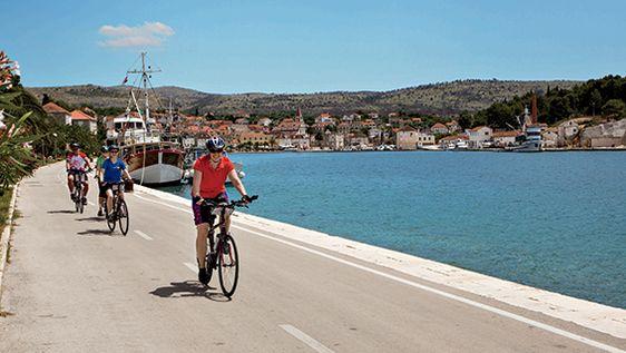 VBT Tours: The Dalmatian Islands http://www.bicycling.com/rides/adventure/the-worlds-coolest-bike-tours/slide/2